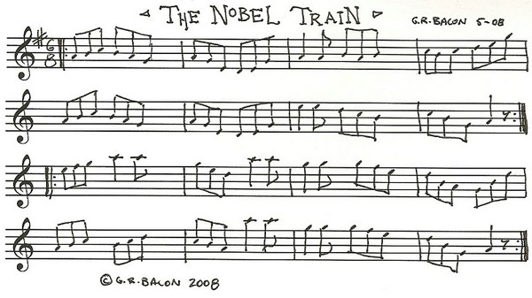 The Nobel Train